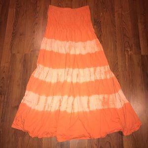 Ashley Stewart Strapless Dress